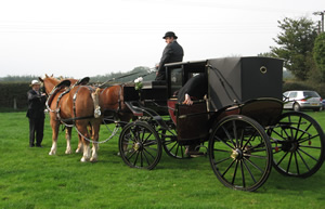 Formal carriage hire